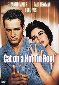 Cat on a Hot Tin Roof NewmanTaylorIves