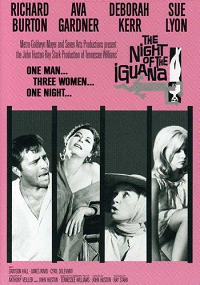 The Night of the Iguana BurtonGardnerKerr